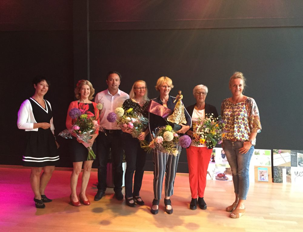 Winnaar ViB Pitch Award 21 juni 2018