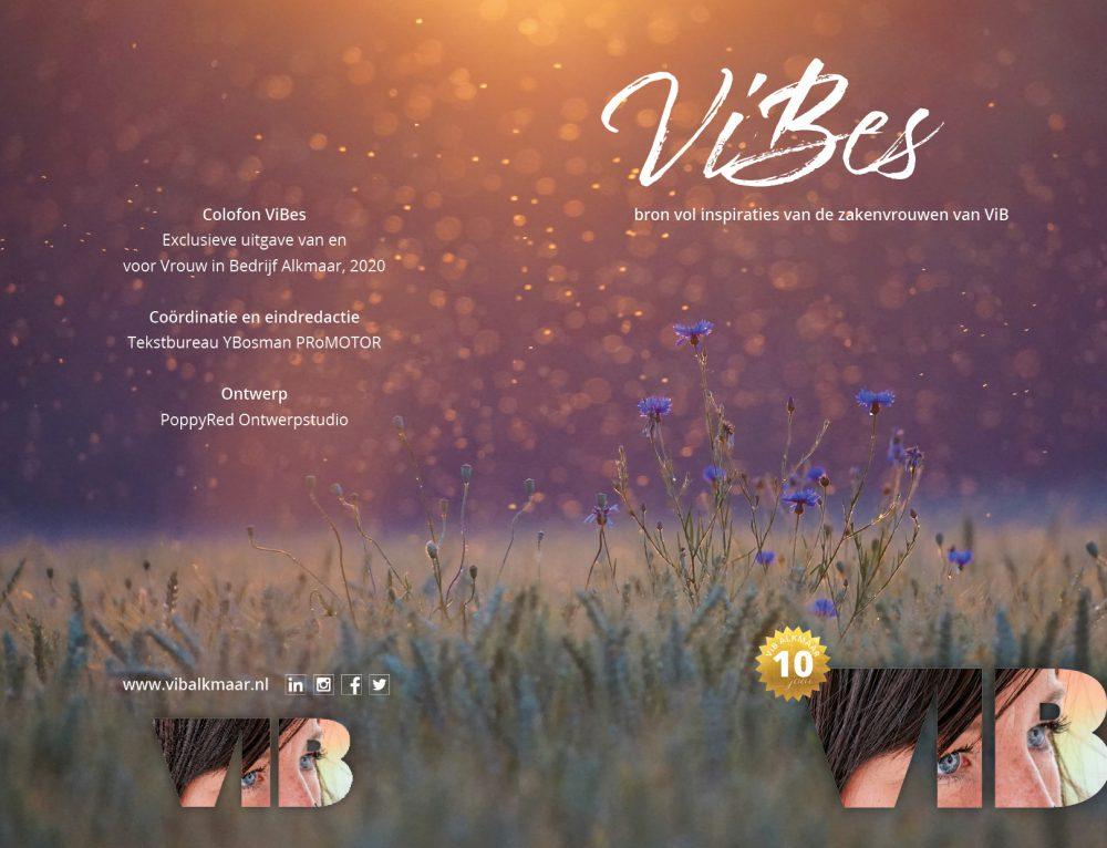 ViBes – bron vol inspiraties van de zakenvrouwen van ViB